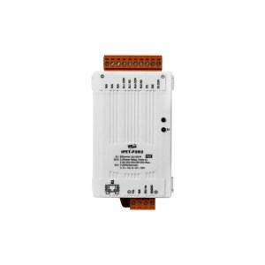 tPET-P2R2 CR : POE I/O Module/tiny/Modbus TCP/2DI/2DO/Relay