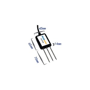 ES101SM : Outdoor Soil Moisture Temperature Sensor
