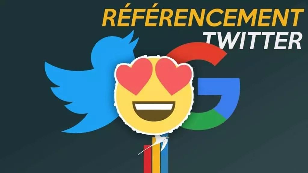 référencement local sur twitter