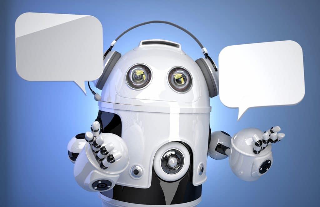 chat-robot d'entreprise