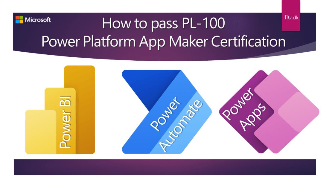 Power Platform App Maker