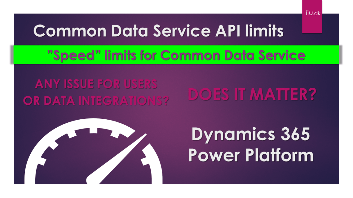 Common Data Service
