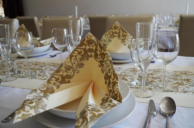 イタリアテーブルマナー 最低限知っておきたいマナーリスト
