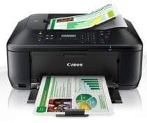 Canon MX535 Scanner
