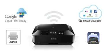 Canon MX924 Wireless Setup