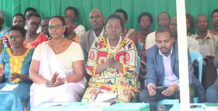 Bugesera:Iterambere ry'umugore wo mu cyaro ngo ntirishoboka umwangavu agisambanywa