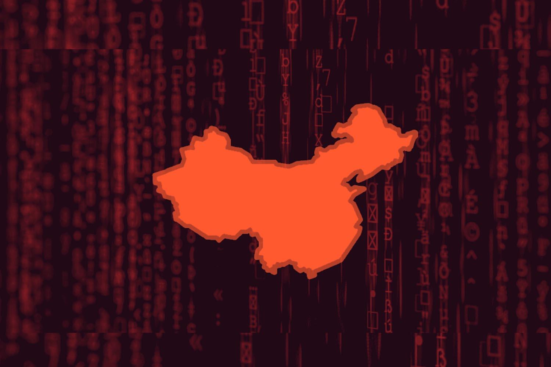 China blocks traffic