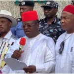 South East Governors Launch Security Outfit, Ebube Agu, Ijaw News