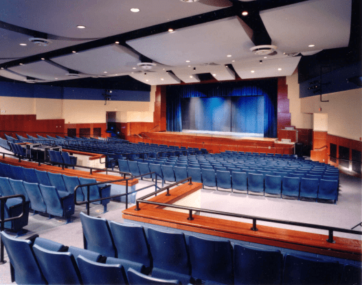 Cherry Hill High School West Auditorium, Cherry Hill, NJ
