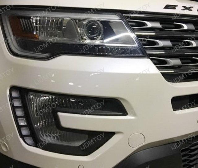 Ford Explorer Led Daytime Running Light