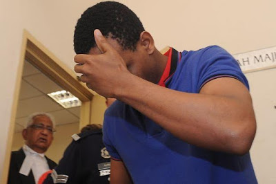 Nigerian student in Malaysia charged for cheating two women on Facebook