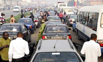 Abuja-traffic