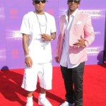 Barely 24hrs after split from girlfriend, Bow Wow encourages Omarion to chase after new girls