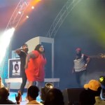 [Entertainment] : How Tiwa Savage, Davido, Phyno, Timaya, Ycee delivered first class entertainment at 3-Thrones concert