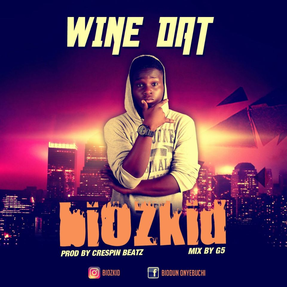 Biozkid - Wine Dat