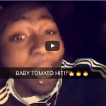 "[Video] : Davido – ""Baby Tomato"" Video (Unreleased Song)"