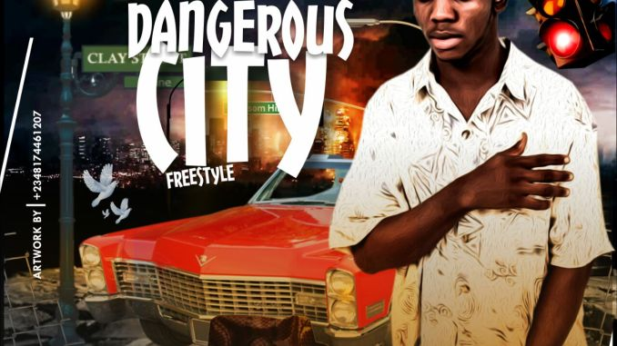 Wale Brown Dangerous City (Freestyle)
