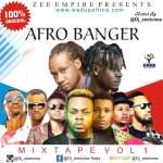 [Mixtape] : Dj ZeeTunes : AfroBanger Mix Vol.1 | @Dj_zeetunes