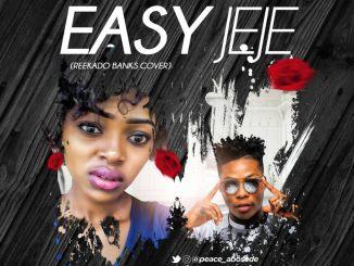Peace Abosede - Easy Jeje cover