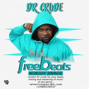 Dr Crude - TRAP IT (Wednesday Bonanzas)