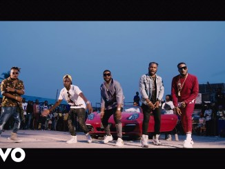 D'banj ft. Slimcase, Mr Real – 'Issa Banger' Video