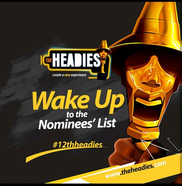 The Headies Awards 2018, 12th Edition (Full List Of Nominees)