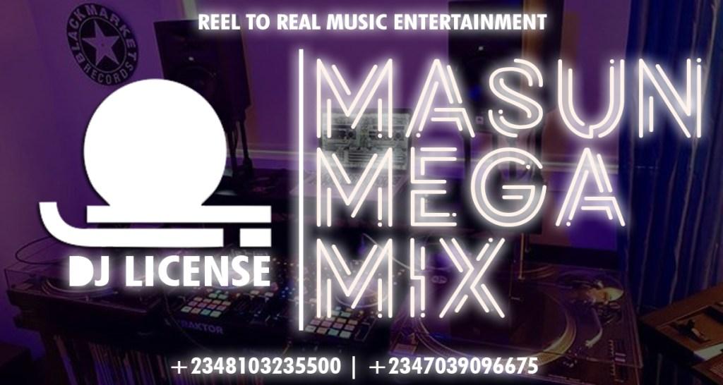 Dj License - MasunMegaMix