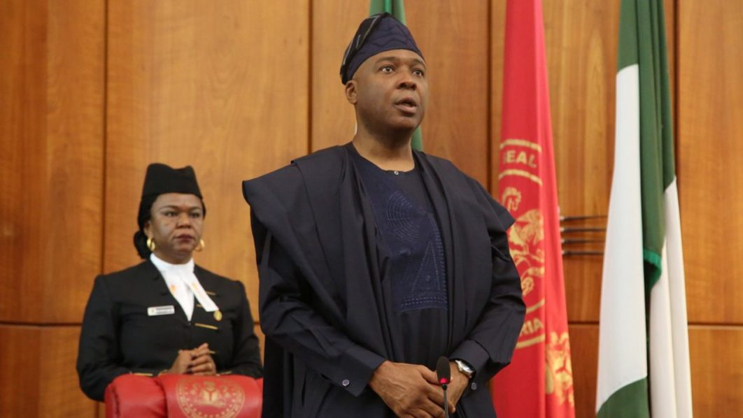 I Will Never Step Down As Senate President - Bukola Saraki Vows