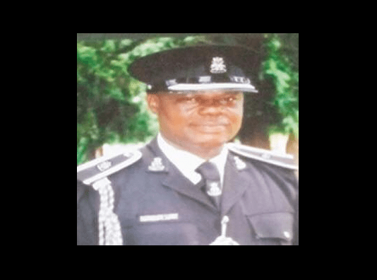 Nigerian Police Officer Dies While Having S*x in His office (PHOTO)