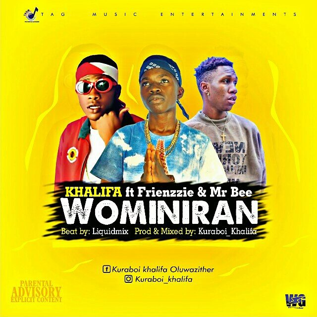 Khalifa ft. Frienzzie x Mr Bee - Wominiran