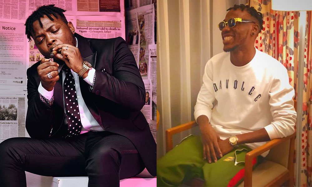 YBNL star, Davolee dumps record label, fuels rumours of feud with