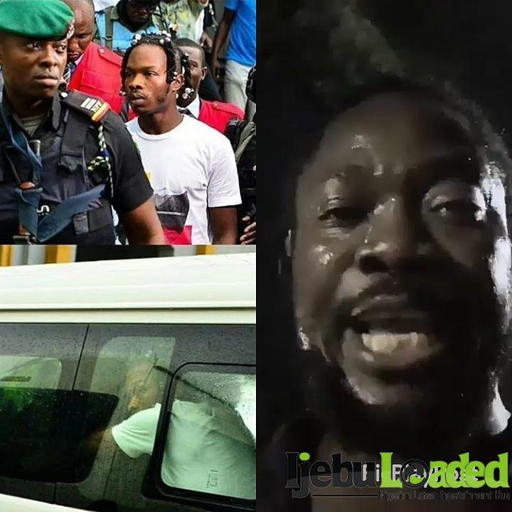 """Na Ogun Go Kill All Of You"" - Daddy Showkey Attacks EFCC Over Naira Marley's Case"