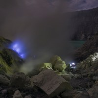 IJEN SUNSET TOUR/ CLOSED