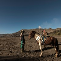 BROMO-TUMPAK SEWU WATERFALL-IJEN CRATER 4DAY 3 NIGHT