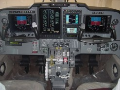 Instrument Panel - MU2 Limited Edition