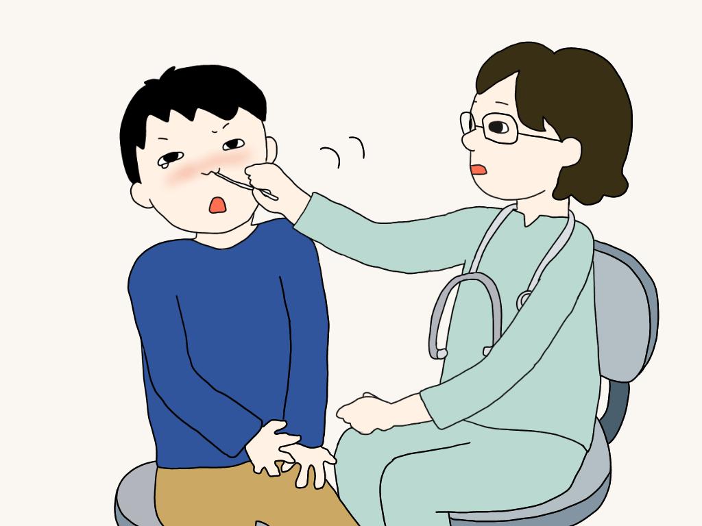 鼻腔・咽頭拭い液採取
