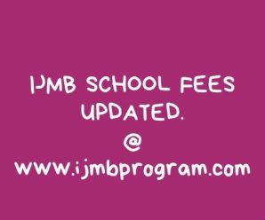 2018/2019 IJMB School Fees at Our Various Centres – How To Pay on Instalment.