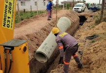 Foreman Sewer