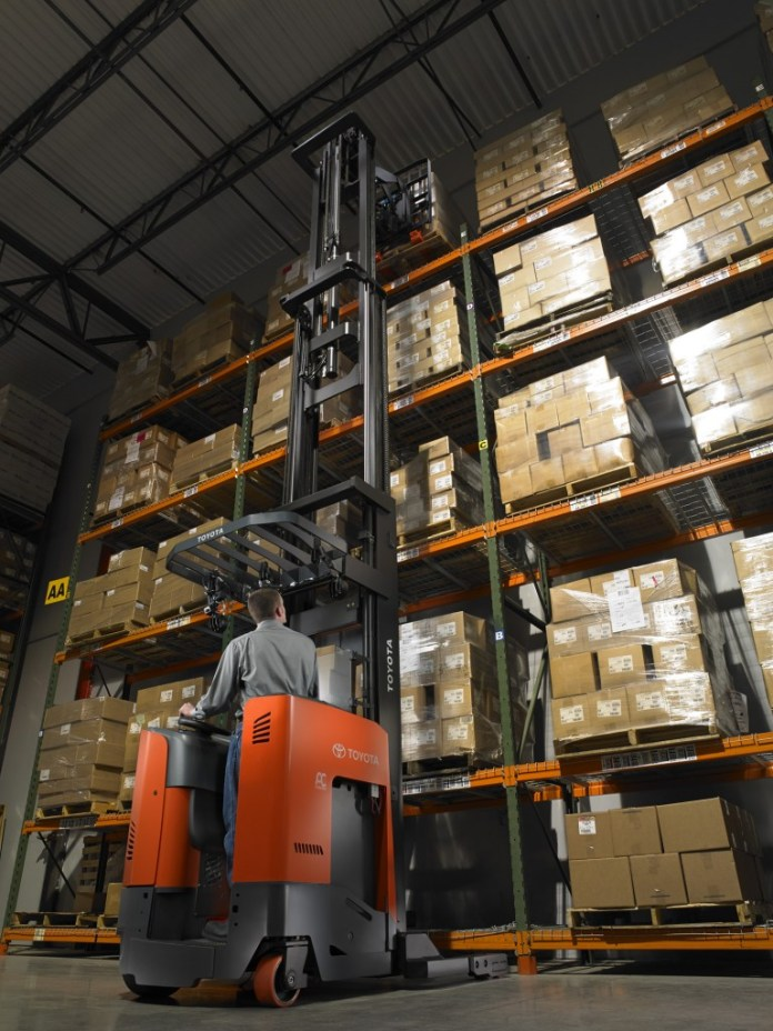 Reach Truck Driver required immediately: APPLY HERE