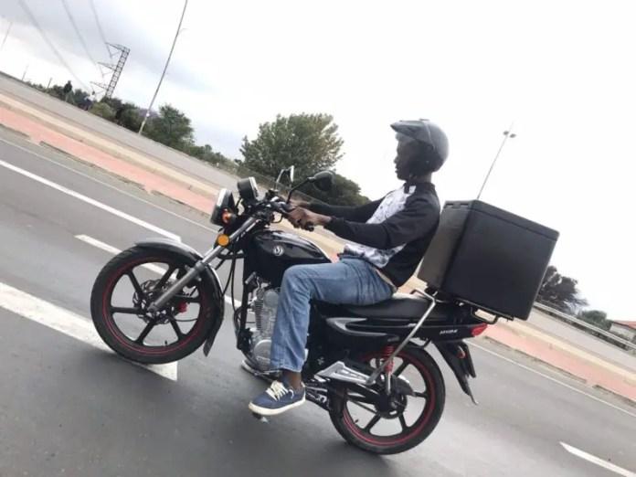 Motorbike Drivers