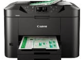 Canon MAXIFY MB2760 Drivers Download - Canon MAXIFY MB2140 Driver Download