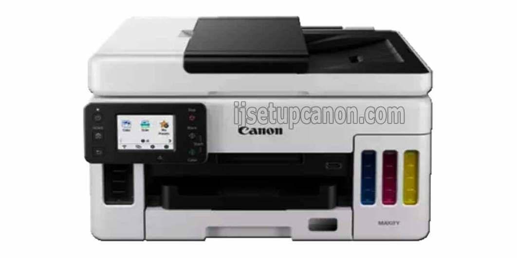 Canon MAXIFY GX6050 Driver Download