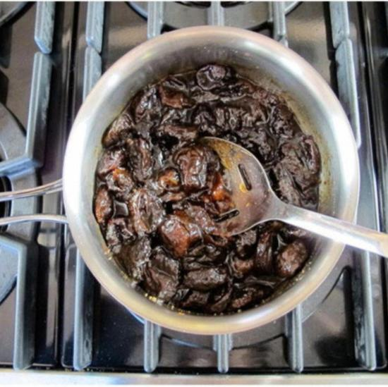 Сладкая начинка из чернослива для пирогов