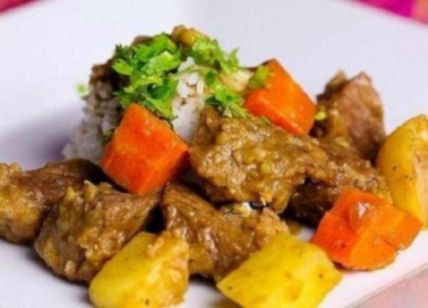 Овощное рагу с говядиной в мультиварке пошаговый рецепт с фото