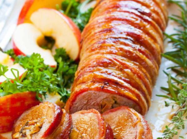 запеченная свиная вырезка пошаговый рецепт с фото