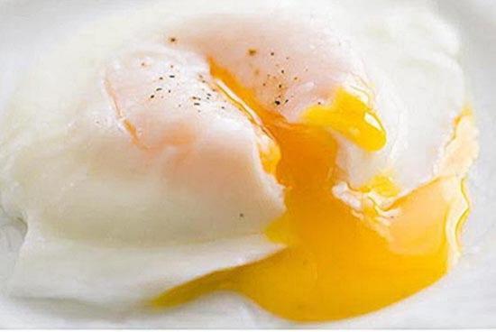 Как приготовить яйцо Пашот с нежным кремовым желтком