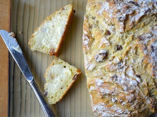 Irlandskij sodovyj hleb recept prigotovleniya