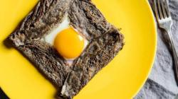 Соленые блинчики из гречневой муки рецепт