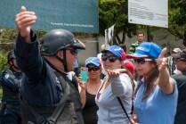 Fotografías del banderazo en Mérida - 041014 (33)