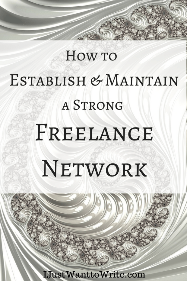 How to Establish & Maintain a Strong Freelance Network